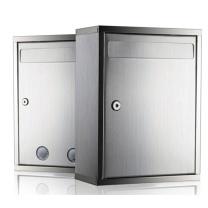 金雕 不锈钢意见箱 G038 300*400mm (银色)