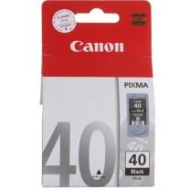 佳能 Canon 墨盒 PG-40 (黑色)