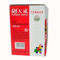 天威 PRINT-RITE 硒鼓 HP-Q2612A/CANON-CRG303/FX10 TFHA05BPEJ/TFH075BPEJ (黑色)