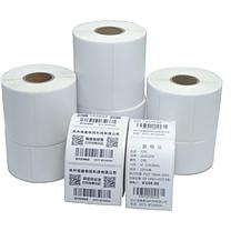 国产 铜版纸打印标签 70*20mm*2500pcs  (大卷芯)(25卷起订)(DZ)