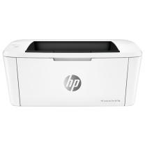 惠普 HP A4黑白激光打印机 17A
