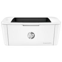 惠普 HP A4黑白激光打印机 17W (无线)