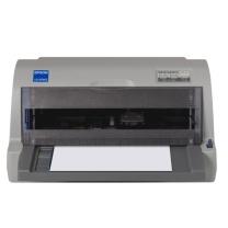 爱普生 EPSON 82列平推票据针式打印机 LQ-610KII  (24针 最大打印厚度:0.32mm)