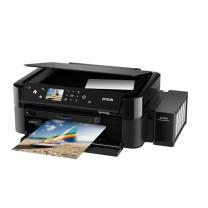 爱普生 EPSON A4墨仓式喷墨多功能一体机 L850 (打印、复印、扫描)