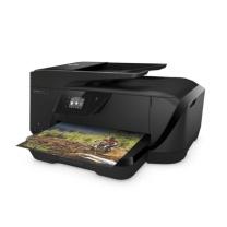 惠普 HP A3+彩色喷墨宽幅多功能一体机 Officejet 7612 (打印、复印、扫描、传真)
