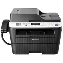 联想 lenovo A4黑白激光多功能一体机 M7655DHF (打印、复印、扫描、传真)