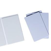 国产无芯片PVC白卡250张/盒适用于证卡打印机