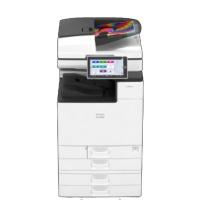 理光 RICOH A3彩色数码复印机 IM C4500 (四纸盒、双面输稿器、小册子装订器SR3270)