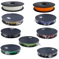 极光尔沃 3D打印机色带 A7打印色带PLA (颜色多选) A7打印耗材PLA、橙色、白色、浅绿色、灰色、红色、绿色、蓝色、黄色、黑色