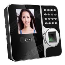 真地(Realand)人脸识别考勤机指纹面部混合打卡机id卡打卡器签到机 F491FBS  (山西国电投链接)
