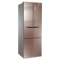 创维 Skyworth 法式多门电冰箱 双变频 风冷无霜 家用四门 玻璃面板 BCD-325WGP  (山西国电投链接)
