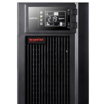 山特 SANTAK UPS套机 3C20KS 安耐威电池100AH*16 电池箱*1  长沙海关链接