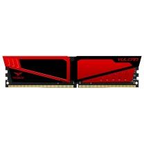 十铨 台式机内存 DDR4 2400 8GB 火神系列 红色