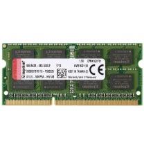 金士顿 Kingston 笔记本内存 DDR3 1600 8GB