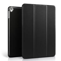 平板电脑保护壳 ipad9.7壳 VALK ipad2018保护套9.7英寸 软胶软壳软边 苹果平板电脑保护壳黑色  (DC)