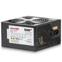 长城 GREAT WALL 电源 额定400W 峰值500W 双6P双卡王BTX-500SE(A)原装正品电源/背板走线 (DC)