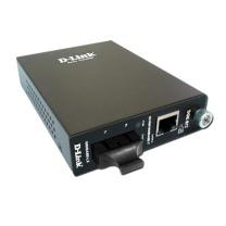 友讯 D-Link 光纤收发器 DGE-872 光纤以太网介质转换器 光纤收发器 千兆 单模