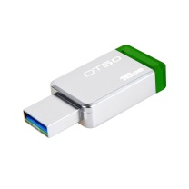 金士顿 Kingston U盘 DT50 16GB (绿色) USB3.1 金属U盘