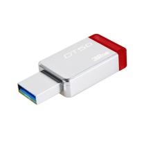 金士顿 Kingston U盘 DT50 32GB (红色) USB3.1 金属U盘
