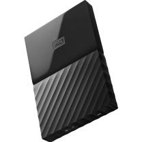 西部数据 WD 移动硬盘 WDBS4B0020BBK 2TB (经典黑) My Passport 2TB 2.5英寸