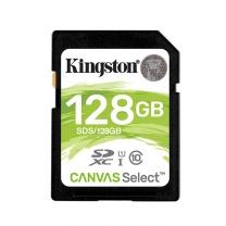 金士顿 Kingston SD存储卡 SD10VG2/128G 128GB  UHS-I Class80Mb/s