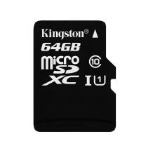 金士顿 Kingston TF存储卡 SDC10G2 64GB  UHS-I Class10-80M/S