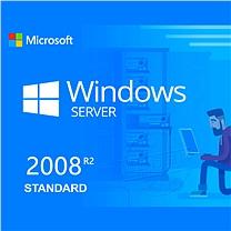 操作系统 Windows server2008R2 中文标准版5用户(原装正版,非OEM版)