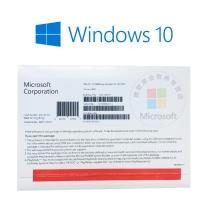 微软 Microsoft Windows 10 home 64位 多国语言 1台PC使用