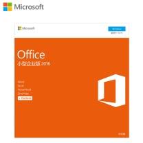 微软 Microsoft 应用软件 Microsoft Office Home & Business 2016