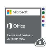 微软 Microsoft 应用软件 Office Home & Student 2016 for Mac