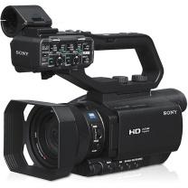 索尼 SONY 专业高清掌中宝摄像机 HXR-MC88 (黑色)