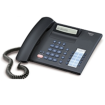 集怡嘉 电话机 HCD8000(4) P/TSD (2025C) (黑色)