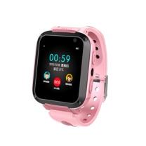 芭米 儿童智能手表 V8防水儿童手表 硅胶表带 经典扣式 V8