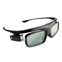坚果 JmGO 3D眼镜 HGL1 投影仪家用主动快门式3D眼镜G7 J7 V9 X3 C7 C6投影机通用