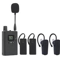 比西特(Bcity) 导游讲解器一对多工厂参观行政接待讲解员无线解说器团队讲解器 30个耳机套装(1个讲话+30个耳机+30位充电 (DC)(苏州链接)