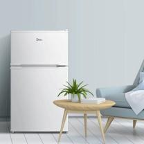 美的 Midea 双门冰箱 BCD-88CM