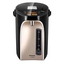 松下 Panasonic 电热水瓶 备长炭内胆 沸腾除氯 隔热保温烧水壶 电水壶 NC-SC4000-KN 4L