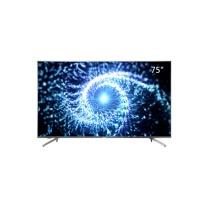海信 Hisense 75英寸智能网络4K电视 节能 HZ75A65 (皓月银) (含底座)