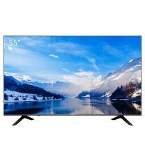 海信 Hisense 55英寸智能高清4K电视 节能 HZ55H55 (高光黑) 配普通挂架(含标准安装);特殊墙体、墙面、配件、辅材及安装费,请询客服