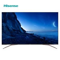 海信 Hisense 50英寸4K智能高清电视机 HZ50A68E (太空银) 智悦版 配普通挂架(含标准安装);特殊墙体、墙面、配件、辅材及安装费,请询客服