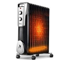美的 Midea 13片电热油汀取暖器 NY2513-16J1W