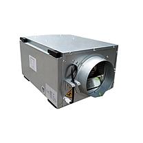 艾高 新风系统 家用室内管道新风机 过滤PM2.5空气净化器单向流进气换气风机通风机(风量350) AG-FP35