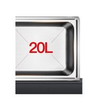 德玛仕 DEMASHI 电炸炉 DMS-DZL201V DMS-DZL201V (随机) 支持拆洗