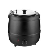 御壶堂 电子暖汤煲 10L (黑色) 全钢外壳