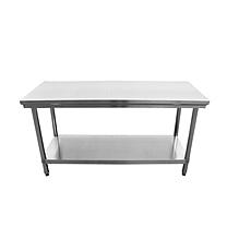 致源 不锈钢餐具回收台 加强款1500*800*800