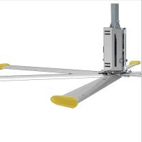 国产 大型工业电风扇吊扇 A73 7.3米 (DC)
