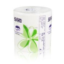 五月花 may flower 卷筒卫生纸双层 A1106A2  210段/卷 10卷/提 10提/箱