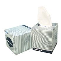 金佰利 Kimberly-Clark 舒洁商用型盒装面巾纸双层 0238-10/30 80张/盒 60盒/箱 (立方盒)