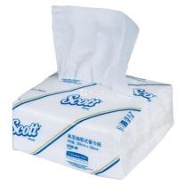 金佰利 Kimberly-Clark 抽取式餐巾纸单层 0750-00/20  200张/包 60包/箱