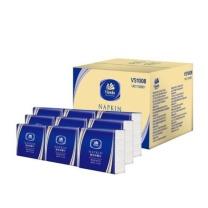 维达 vinda 餐巾纸 VS1008 100抽/包64包/箱